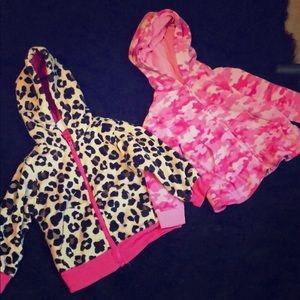 Other - 2 jackets girls 24Months